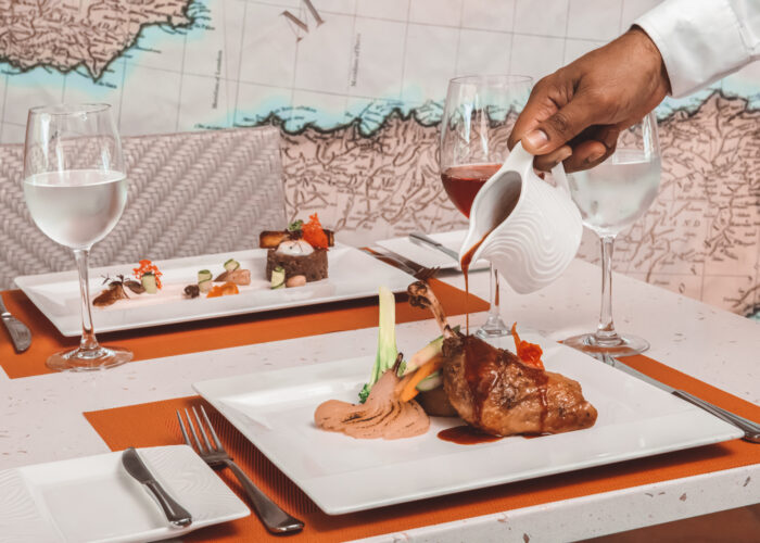 French Culinary Journey