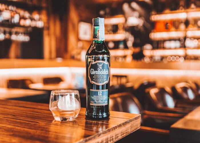 Glenfiddich Single Malt Whisky Dinner
