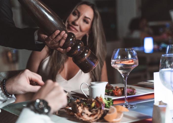 Gourmet Wine Dinner