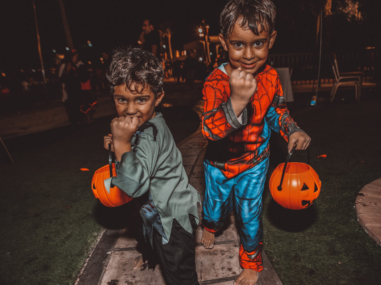 Halloween at The Club Abu Dhabi