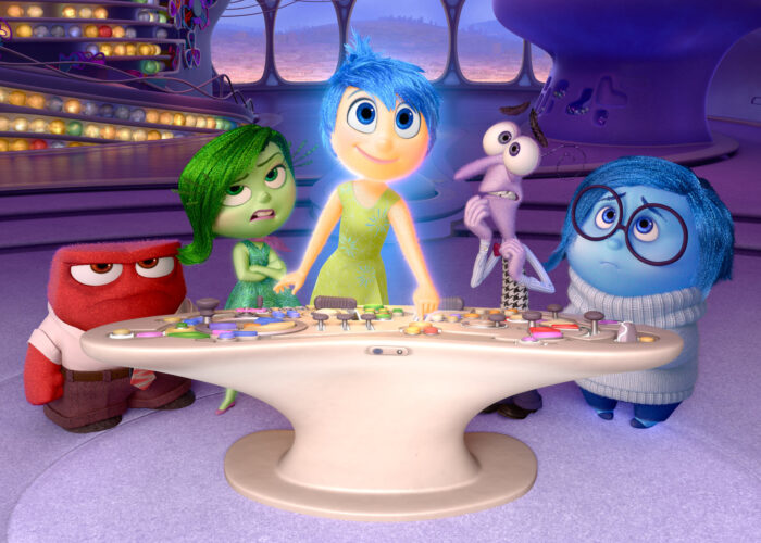 Family Film   Inside Out