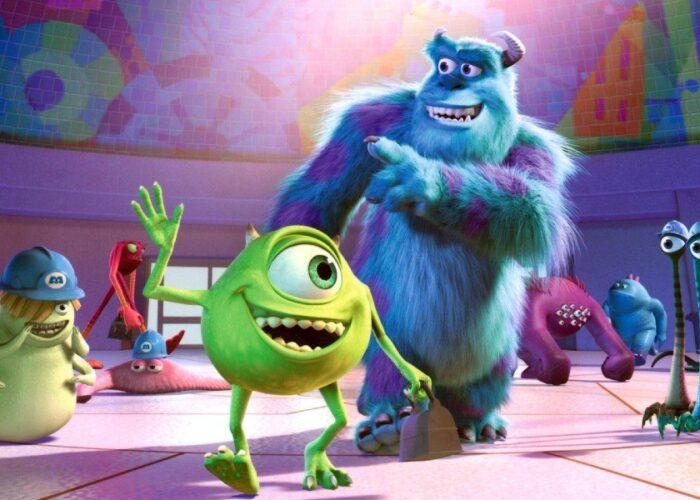 Family Film   Monsters University