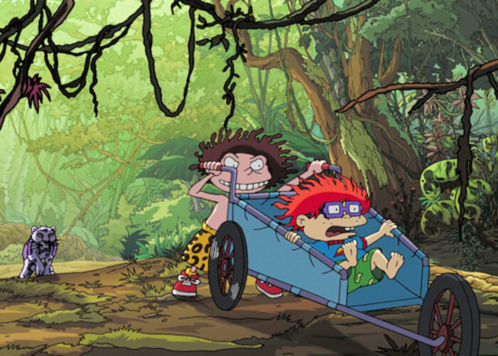 Family Film   Rugrats Go Wild