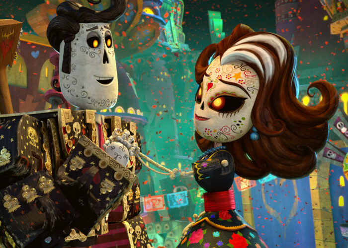 Family Film   The Book of Life
