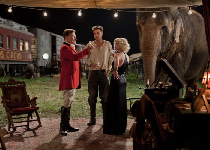Adults' Movie | Water for Elephants