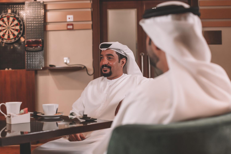 Al Sarab, The Club, Abu Dhabi