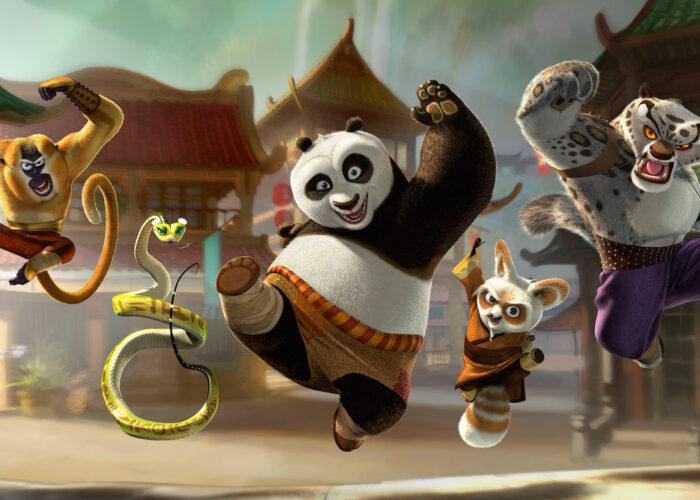 Family Film   Kung Fu Panda