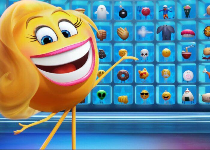 Family Film   The Emoji Movie