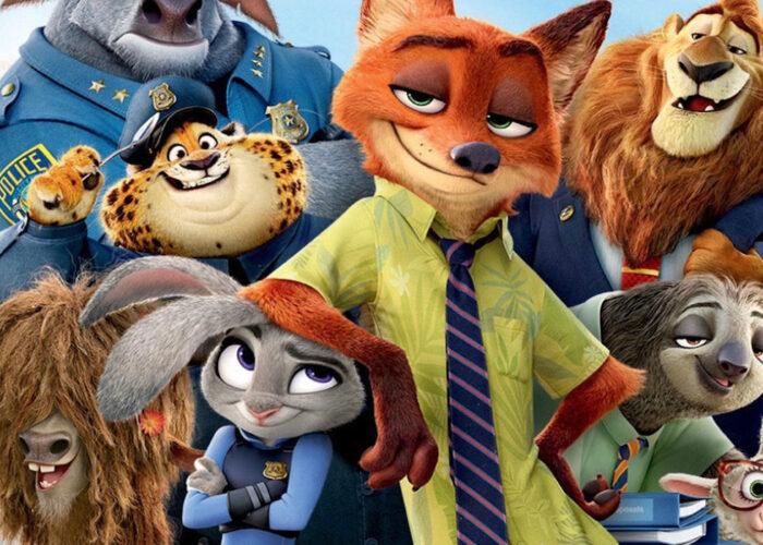 Family Film   Zootropolis